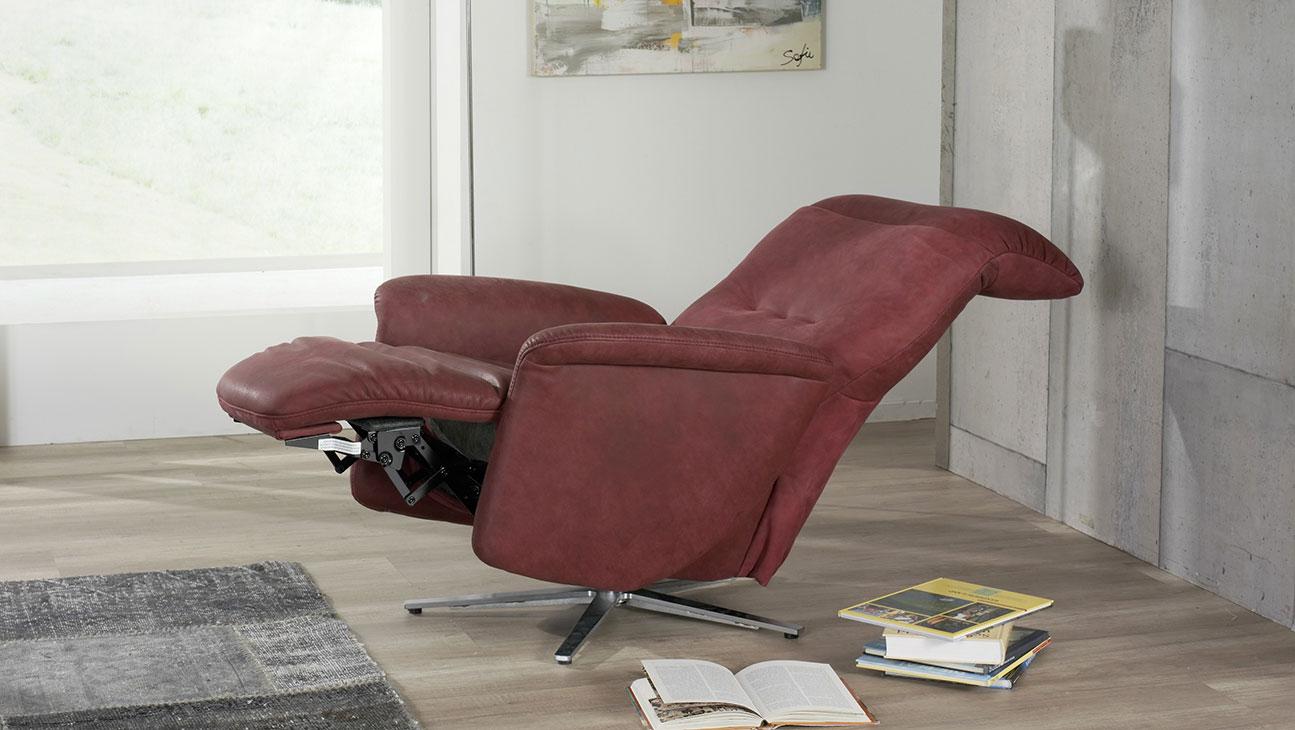 himolla easy swing 7707 boschung. Black Bedroom Furniture Sets. Home Design Ideas