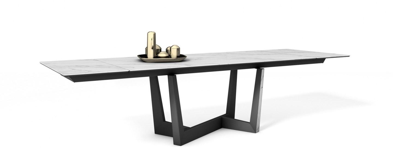 Bonaldo Tisch Art rechteckig mit Verlaengerungen   Boschung