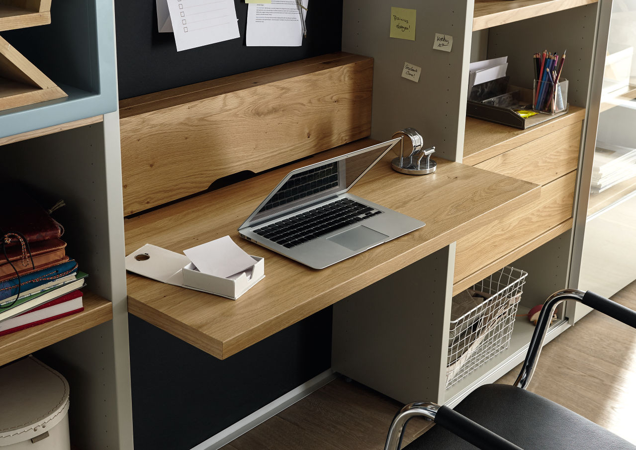 workstation h lsta now time boschung. Black Bedroom Furniture Sets. Home Design Ideas