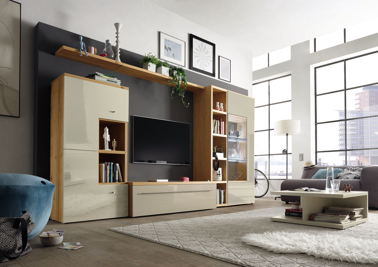 wohnkombi h lsta now time boschung. Black Bedroom Furniture Sets. Home Design Ideas