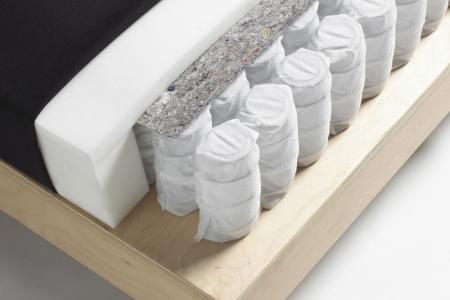 boxspring betten sind im trend boschung. Black Bedroom Furniture Sets. Home Design Ideas