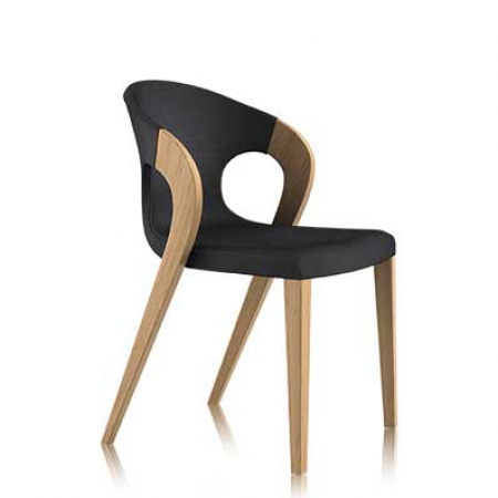 Chaises boschung m bel ag for Holzstuhl design